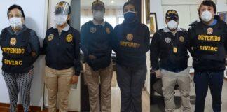 Policía detiene a diez implicados en caso 'Richard Swing'