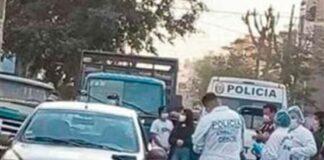 Papito defendió con la vida a su hijito en feroz ataque
