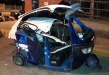 Bestias al volante causaron la muerte de cuatro personas
