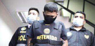 Aldair Anthony Romero Montalvo (23).