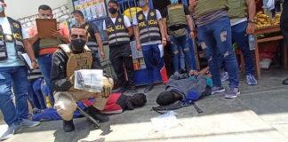 Veneco con requisitoria vino desde Chile para robar