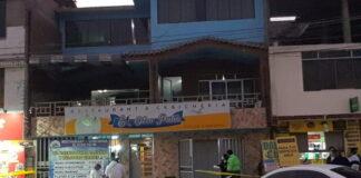 Pistolero fusiló a pareja de amigos dentro de cevichería