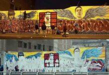 Destruyen homenajes a manifestantes fallecidos