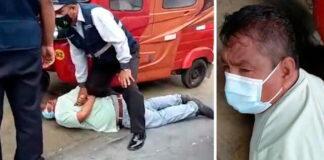 Prontuariado delincuente cae tras robo
