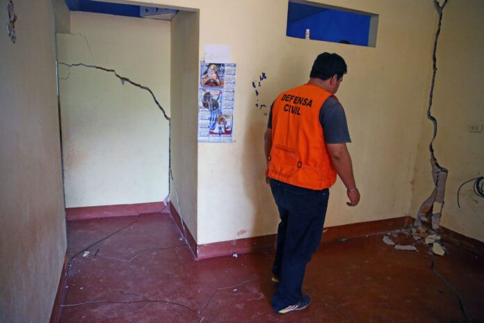 Piden preocuparse por estado de vivienda, no por magnitud del sismo