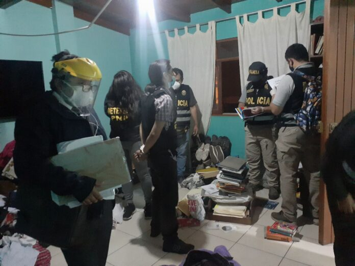 PNP captura a 72 presuntos integrantes de Sendero Luminoso
