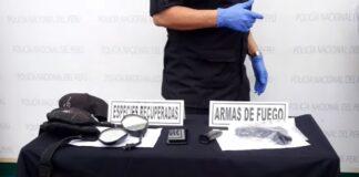 Policía enfrenta a delincuentes armados y mata a uno