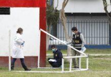 Arco de fútbol fue la tumba de un niño de 11 años