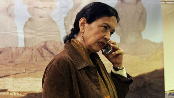 Ruth Shady es amenazada de muerte por traficantes que quieren tomar Caral