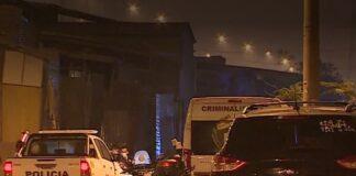 Policía de franco salvó a su mamita matando a ladrón