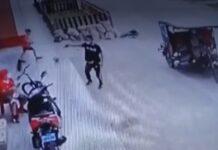 """Policías capturan a """"Malditos"""" que asaltaron a niño con arma"""