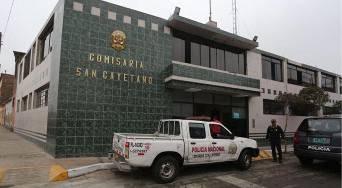 Comisaría San Cayetano, El Agustino