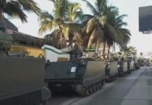 Tanques reforzarán la frontera de Tumbes