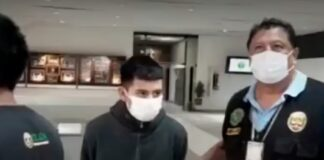 Atrapan a delincuente que robó 10 mil dólares de banco