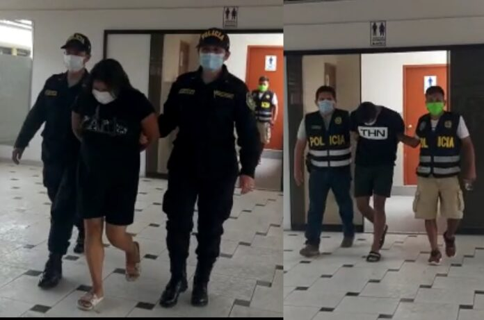 Policía frena a peligrosos extorsionadores en La Victoria