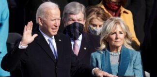 Joe Biden toma posesión como 46º presidente de EE.UU.