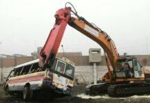 ATU propone destruir vehículos con exceso de papeletas
