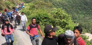 Tres muertos y 28 heridos dejaron batalla campal entre pobladores