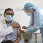 Iniciaron con las primeras inmunizaciones contra la Covid-19