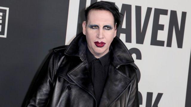 Brian Warner, mejor conocido en el mundo artístico como Marilyn Manson