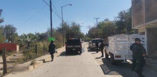"""Feroz ataque en la zona donde creció """"El Chapo"""""""
