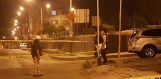 Delincuentes acribillan a agente de la Dirandro en Chorrillos