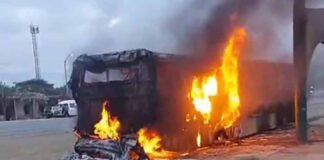 Paro de transportistas desató el caos en diversas regiones