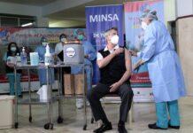 Sagasti: Vacunación debe de ser totalmente equitativo