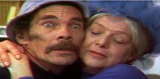 """""""La bruja del 71"""" y """"Don Ramón"""" de """"El Chavo del 8"""""""