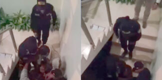 Sofía Franco termina detenida por agredir a su esposo