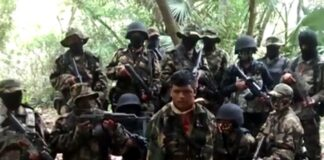 """Cártel de """"Los Zetas"""""""