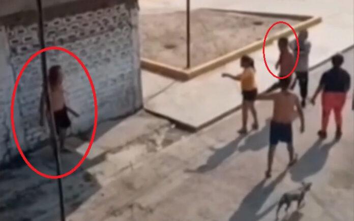 Hombre muere por invitarle una gaseosa a una chica