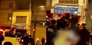 Alférez baleó a menor de 17 tras confuso incidente