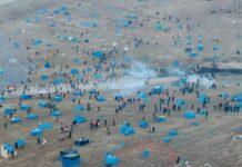 Invasores del Morro Solar fueron desalojados con bombas lacrimógenas