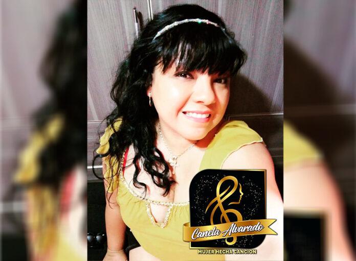 JanyJanett Alvarado Rojas, más conocida como Canela Alvarado