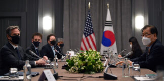 EEUU presenta al G7 su nueva estrategia con Corea del Norte
