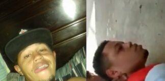 Delincuente venezolano mató de un balazo al padre de su expareja
