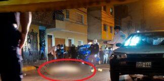A balazos fue asesinado un hombre con antecedentes policiales