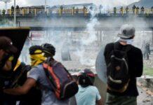 Las protestas en Colombia dejan contra las cuerdas a Iván Duque