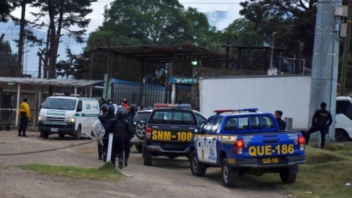 Motín en cárcel de Guatemala deja al menos 7 muertos