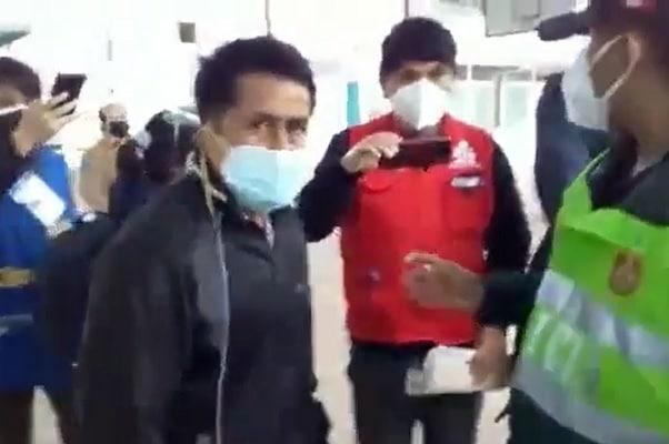 Detienen a personeros con cédulas marcadas indebidamente