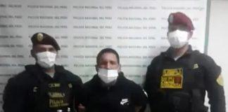 Feroz ladrón llora tras ser detenido por asaltar a mujer