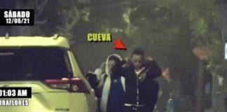 """Cuevita"" se jaraneó a lo bestia"