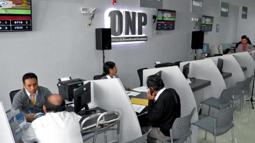 ONP reanudó atención presencial a nivel nacional