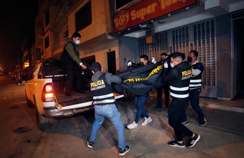 Venezolana fue asesinada de un balazo dentro de habitación