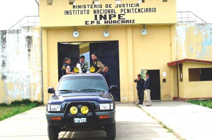 Organización criminal beneficiaba a presos de Huacariz