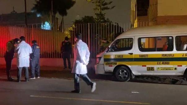 Colectivero extorsionador fue asesinado con 14 balazos