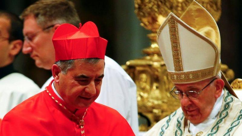 El poderoso cardenal que enfrentará un juicio en el Vaticano por malversación