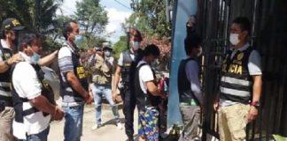 """Policías integraban banda de """"Los Remanentes de San Martín"""""""