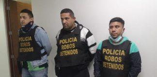 """""""Los Raqueteros de Lince"""" cayeron con drogas y balas"""